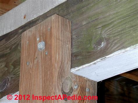joist hangers post beam framing connectors guide to choosing using porch deck