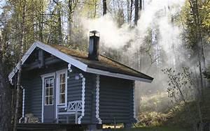 Sauna Im Garten : eine sauna im garten wellness im gr nen ~ Markanthonyermac.com Haus und Dekorationen