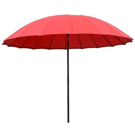 azuma 2 5m tilting parasol sun shade canopy umbrella garden outdoor patio
