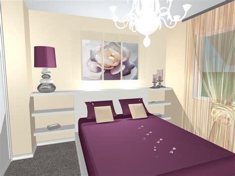 agr 233 able decoration chambre parentale romantique 3 couleur peinture chambre parentale