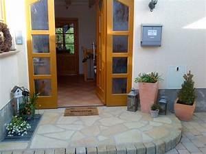 Treppe Hauseingang Bilder : hausfassade au enansichten hauseingang mediterranes haus von einrichten 13233 hauseingang ~ Markanthonyermac.com Haus und Dekorationen