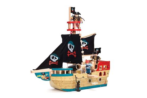 Pirate Boat Toy by Carollza Detail Toy Wood Sailboat Plans
