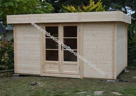 bureau bois en kit mod 232 le reims 20 sans permis de construire