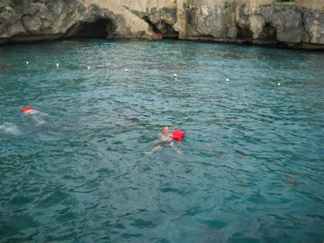 Catamaran Cruise Couples Swept Away by Swimming Into The Cave Catamaran Cruise Picture Of