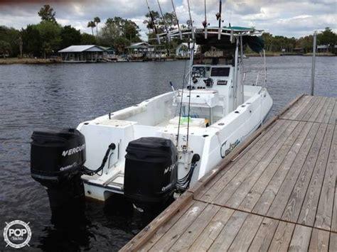 Used Power Catamaran Fishing Boats by 1999 Used Pro Sport 2650 Prokat Power Catamaran Boat For