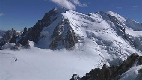 le mont blanc a grandi de trois m 232 tres