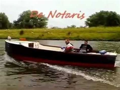 Te Koop Notaris by Notaris Sloep Quot De Notaris Quot Te Koop Youtube
