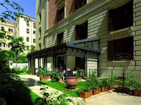 Garden Palace Hotel In Rome Italy garden palace hotel rome design luxury boutique
