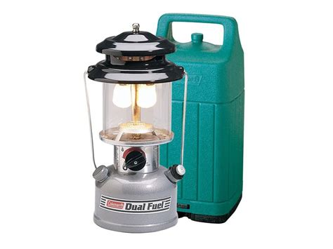 coleman premium dual fuel 861 lumen gas lantern carry