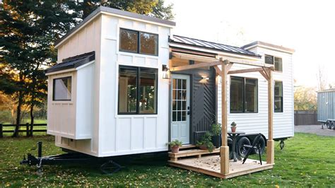 Luxury Tiny House From Handcrafted Movement Todaycom