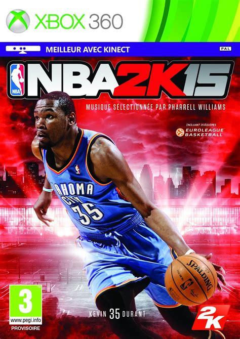 NBA 2K15 sur Xbox 360 jeuxvideocom
