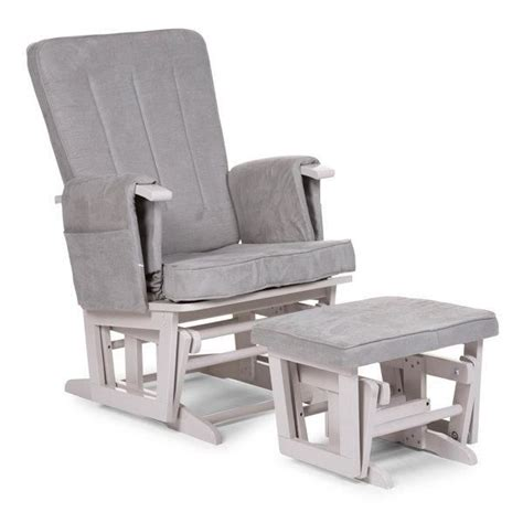 fauteuil d allaitement modern grey achat vente fauteuil canap 233 b 233 b 233 5420007133368
