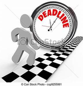 Clip ARte de relógio, contra, contagem regressiva, prazo ...