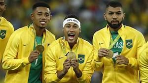 Rio 2016: Neymar delivers Brazil's football gold — Sport ...