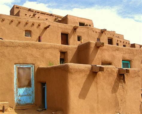 inspiring pueblo adobe houses photo adobe homes taos pueblo a photo on flickriver