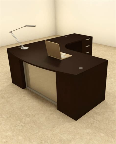 3pc L Shaped Modern Contemporary Executive Office Desk Set. Curved Glass Desk. Rolling Side Table. How To Organize A Desk Drawer. Middle School Desk. Counter Height Table With Bench. Gold Ring Drawer Pulls. Table Lamp With Night Light. Standing Desks