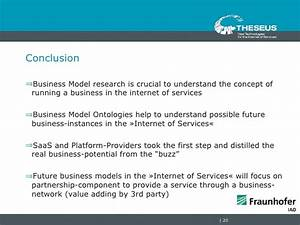 Business Models in the Internet of Services
