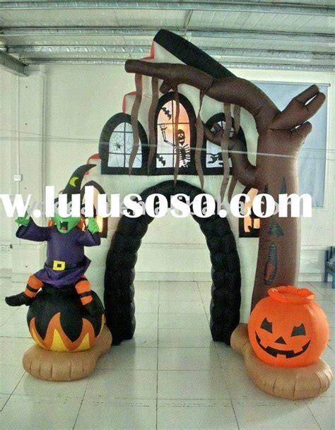 Halloween Inflatable Arch by Pin By Miles Tolbert On Inflatables Pinterest