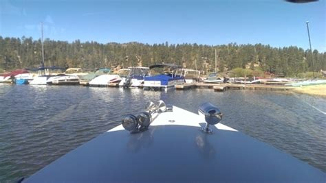 Big Bear Marina Boat Slip Rentals by Captain John S Fawn Harbor Marina Fawnskin Ca Kid
