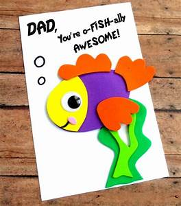 12 Fathers Day Cards For Kids To Make To Celebrate Dad