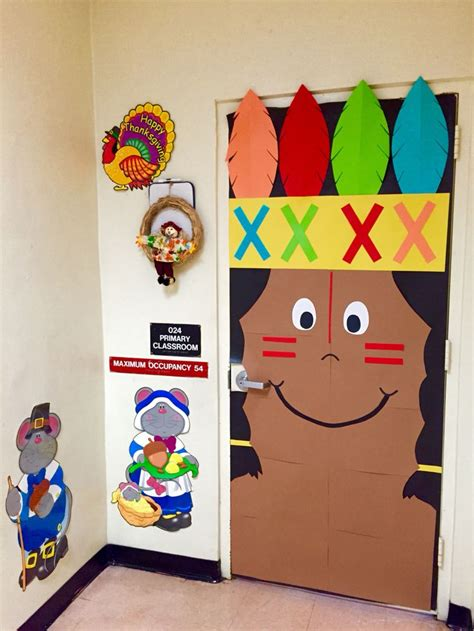Kindergarten Thanksgiving Door Decorations by 321 Best Images About Bulletin Board Ideas On