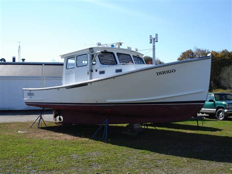 Parker Fishing Boats For Sale By Owner by Midcoast Yacht Ship Brokerage Downeast Lobster Boats