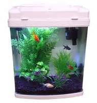 age of aquariums scenic aquarium 29 litres white