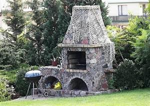 Grillecke Im Garten Anlegen : gartengrillkamin bauen gartenkamin an der terrasse ~ Markanthonyermac.com Haus und Dekorationen