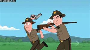 Shooting Family Guy GIF by Cheezburger - Find & Share on GIPHY
