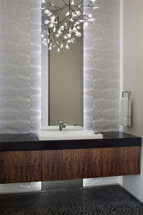 17 best ideas about small powder rooms on
