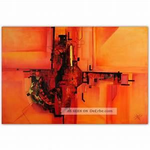 Moderne Kunst Leinwand : moderne kunst malerei abstrakt xxl bild l leinwand von bozena ossowski ~ Markanthonyermac.com Haus und Dekorationen