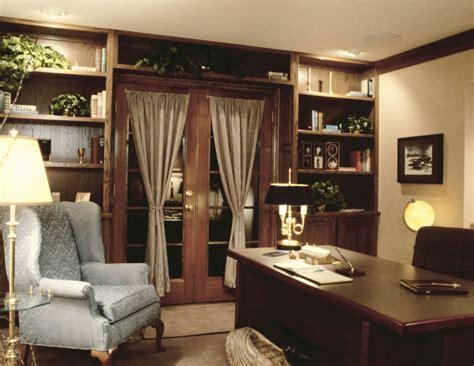 Home Office Decor For Private Impression