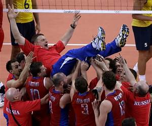 London 2012: Russia defeats Brazil to win Olympic ...