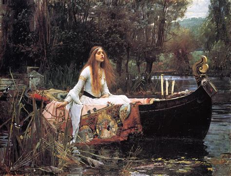 Ernest Saves Halloween by The Lady Of Shalott By Alfred Tennyson