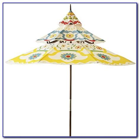 striped pagoda patio umbrella patios home design ideas kqrlee19lj
