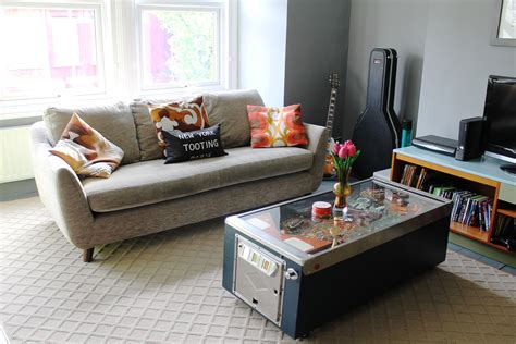Sixties Living Room : 60s Inspired Living Room