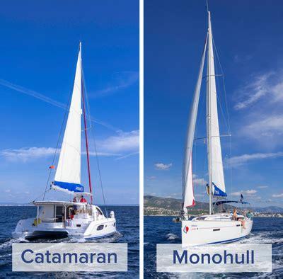 Catamaran Or Monohull by The Great Debate Catamaran Vs Monohull