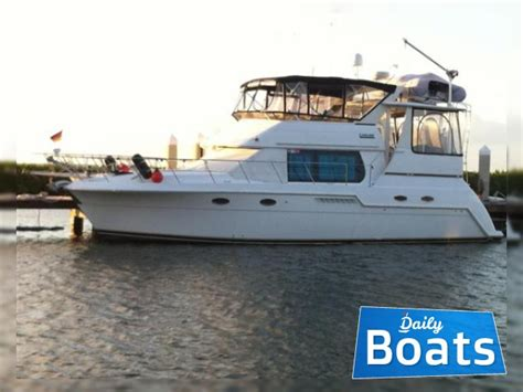 Boat Manufacturers Homestead Fl by Carver 406 Aft Cabin For Sale Daily Boats Buy Review