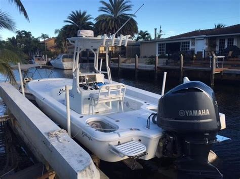 Yellowfin Bay Boats For Sale In Florida by Yellowfin 24 Bay Boats For Sale In Hollywood Florida
