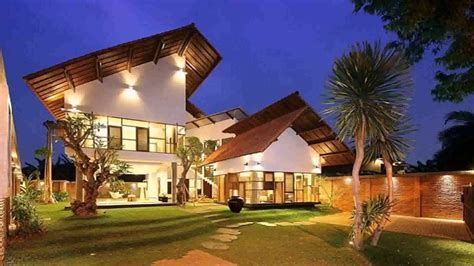 Tropical Home Style : Tropical House Design In The Philippines Youtube Home