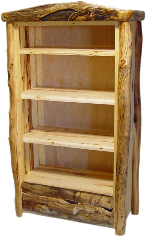 Rustic Bookcase Plans Pdf Woodworking