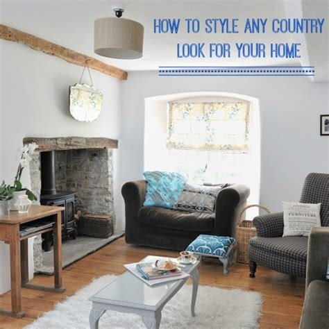 country living room ideas uk the country style more than chic living