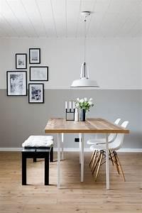 Wandgestaltung Ideen Küche : wandgestaltung esszimmer kuche beige braun ~ Markanthonyermac.com Haus und Dekorationen