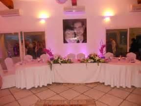 table d honneur deco mariage honneur table et mariages