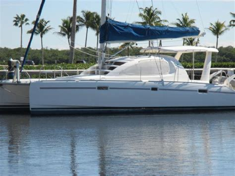 Catamaran 40ft Engine by Used Sail Catamaran For Sale 2009 Robertson Caine 40ft