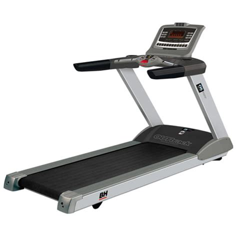 tapis roulant bh fitness outtrack cinzento