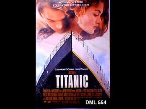 titanic the sinking horner