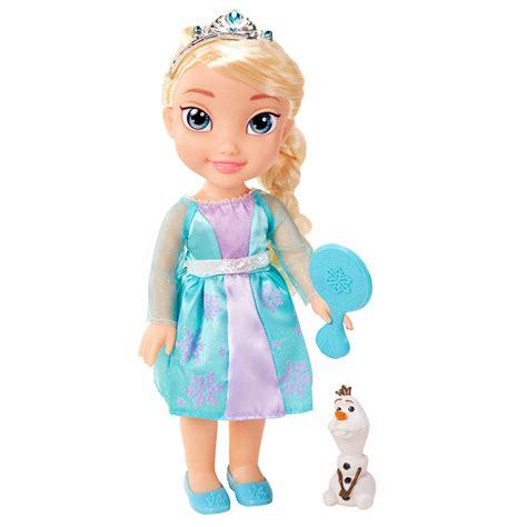 B&M Frozen Toddler Doll   Elsa   2961671   B&M