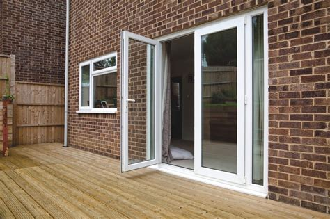 Double Glazed Patio And French