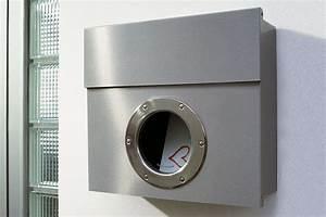 Briefkasten Edelstahl Design : briefkasten letterman 1 edelstahl radius design ~ Markanthonyermac.com Haus und Dekorationen